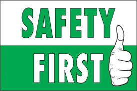 มาดูการทำงานให้ปลอดภัยโดยใช้หลัก  Safety First  ในโรงงาน