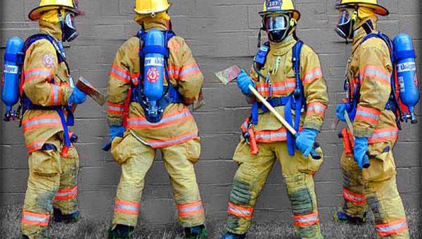 มาดูระบบ safety รักษาความปลอดภัยของนักดับเพลิงกับอาชีพที่มีความเสี่ยงสูง