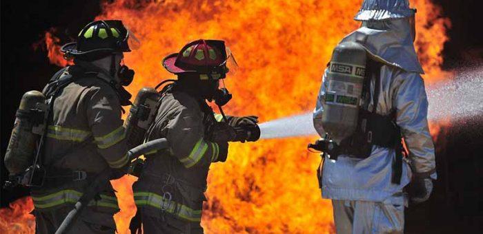 ส่องความปลอดภัยของระบบ Safety อาชีพนักดับเพลิง