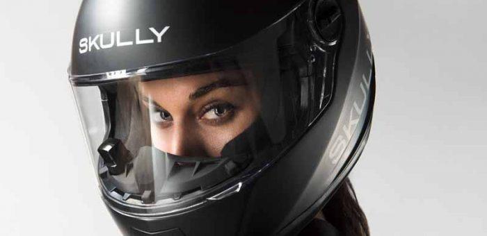 แนะนำหมวกกันน็อคไฮเทค Skully AR 1 และ CrossHelmet X1 Smart Helmet  อันล้ำสมัย